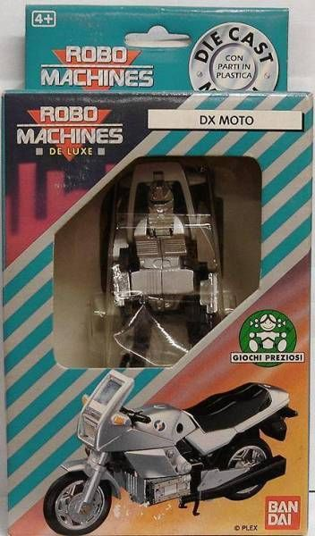 Robo-Machine Deluxe - DX Moto