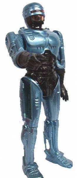 RoboCop - Toy Island - 12\'\' RoboCop Talking (loose) - USA
