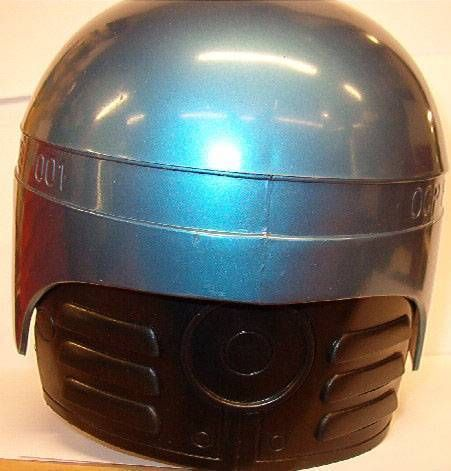 RoboCop - Toy Island - Helmet & Accessories (Japan)