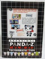 Robonimal Panda-Z - Figurine & DVD - Beez Entertainment