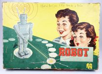Robot  - Jumbo Board Game (1960\'s) - Questions & Answers