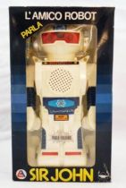 Robot - A.L. - Sir John (L\'Amico Robot) mint in box