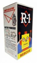 Robot - Battery Operated Tin Robot - Rescue Robot R-1 (Rocket USA)