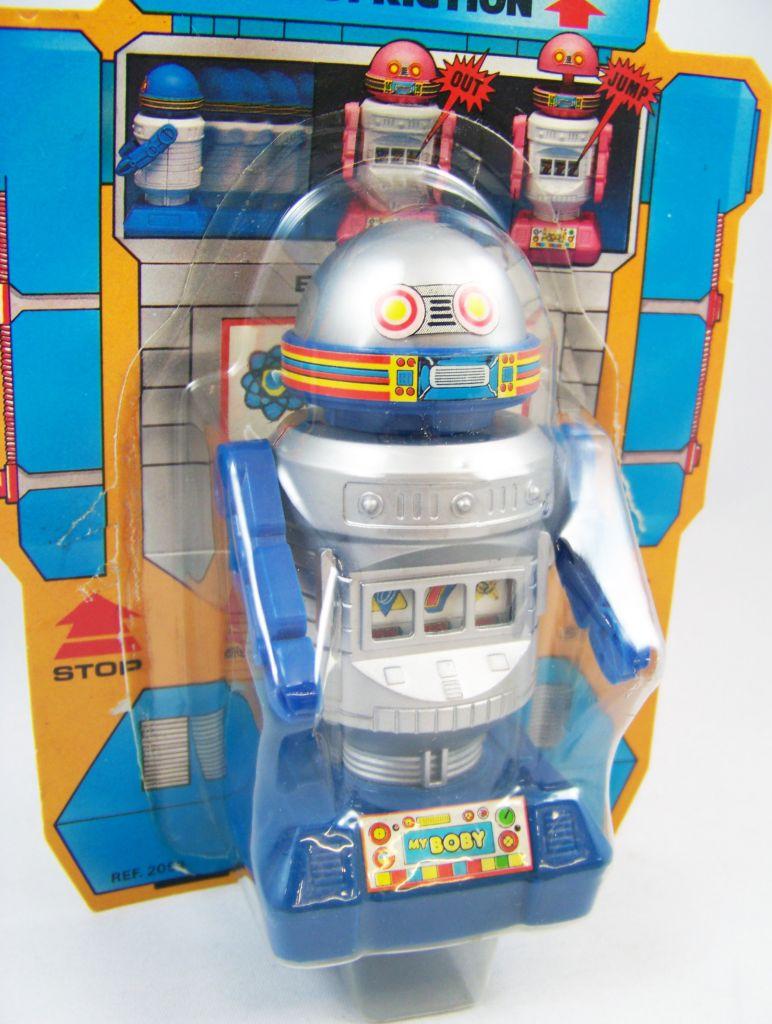 Robot - Marki (H.K.) - Robot Jackpot (rétrofriction) 02