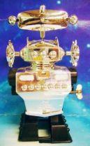 Robot - Mechanical Walking Robot - Space Robot (Wind-Up)