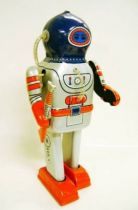Robot - Mechanical Walking Tin Robot - Benthic Robot