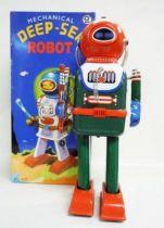 Robot - Mechanical Walking Tin Robot - Deep-Sea Robot (Q.S.H.)