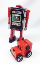 Robot - Mechanical Walking Tin Robot - Dog Robot MS 486 (ImageGifts)