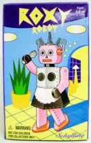 Robot - Mechanical Walking Tin Robot - Roxy Robot (Schylling Toys)