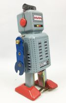 Robot - Mechanical Walking Tin Robot - Strand Robot MS294