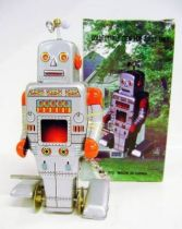 Robot - Mechanical Walking Tin Robot - Traditional Robot