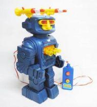 Robot - Robot Marcheur à Pile Télécommandé - Robot Commander Galactique