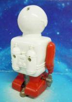 Robot - Robot Marcheur Mécanique en Plastique - Astro Captain (Daiya - Japon 1967)