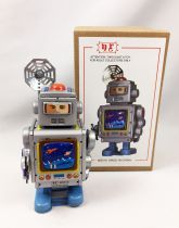 Robot - Robot Marcheur Mécanique en Tôle - Astro Mecano (N.R.)