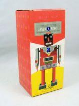 Robot - Robot Marcheur Mécanique en Tôle - Laser Robot (St.John Tin Toy) 04
