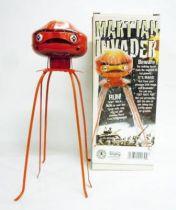 Robot - Robot Marcheur Mécanique en Tôle - Martian Invader (Schylling Toys)