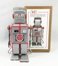 Robot - Robot Marcheur Mécanique en Tôle - Robot Filament (N.R.) MS502A