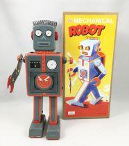 Robot - Robot Marcheur Mécanique en Tôle - Robot Filament (Q.S.H.) MS384