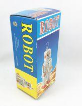 Robot - Robot Marcheur Mécanique en Tôle - Robot MS386 (Q.S.H.)