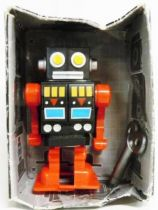 Robot - Taille-Crayon Animé - Robot Wind-Up Kikkerland
