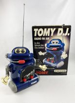 Robot - Tomy Ref. 5420 - Tomy D.J. (loose with box)