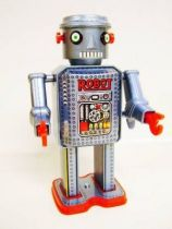 Robot - Wind-Up - Antic Robot R-35 (Masudaya)