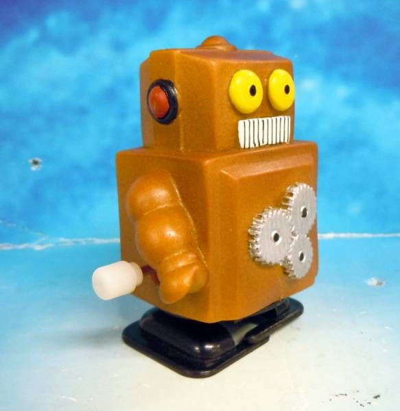 Robot - Wind-Up - Classic Robot