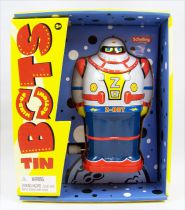 Robot - Wind-Up Tin Bots (Z-BOT) - Schylling