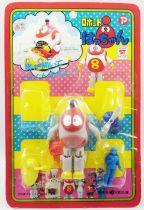 Robot 8-chan - Figurine articulée 8cm - Popy 1981