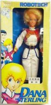 Robotech - Matchbox - Dana Sterling 12\'\' figure