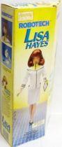 Robotech - Matchbox - Lisa Hayes 12\'\' figure