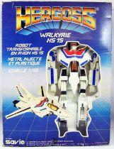 Robotech - Savie - Hergoss - Walkyrie HS15