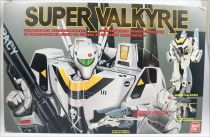 Robotech - Super Valkyrie de Roy Fokker - Bandai 1990