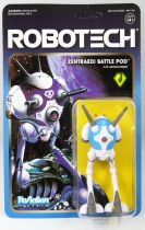 Robotech - Super7 ReAction Figures - Zentraedi Battle Pod