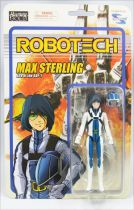 Robotech - Toynami Harmony Gold - Max Sterling
