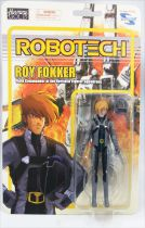 Robotech - Toynami Harmony Gold - Roy Fokker