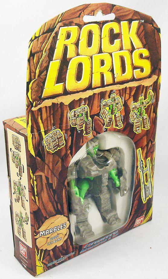 Rock Lords - Marbles - Bandai