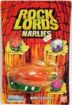 """Rock Lords - Narligator \""""Narlies\"""" - Bandai"""