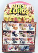 Rock Lords - Pulver-Eyes - Bandai