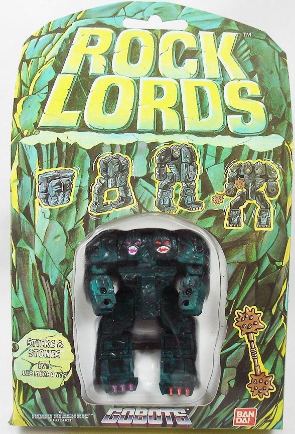 Rock Lords - Sticks\'n Stones - Bandai