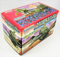 "Rock Lords - Terra-Roc \""Rockasaurs\"" - Bandai Japon (Machine Robo MRR Rockgilan)"