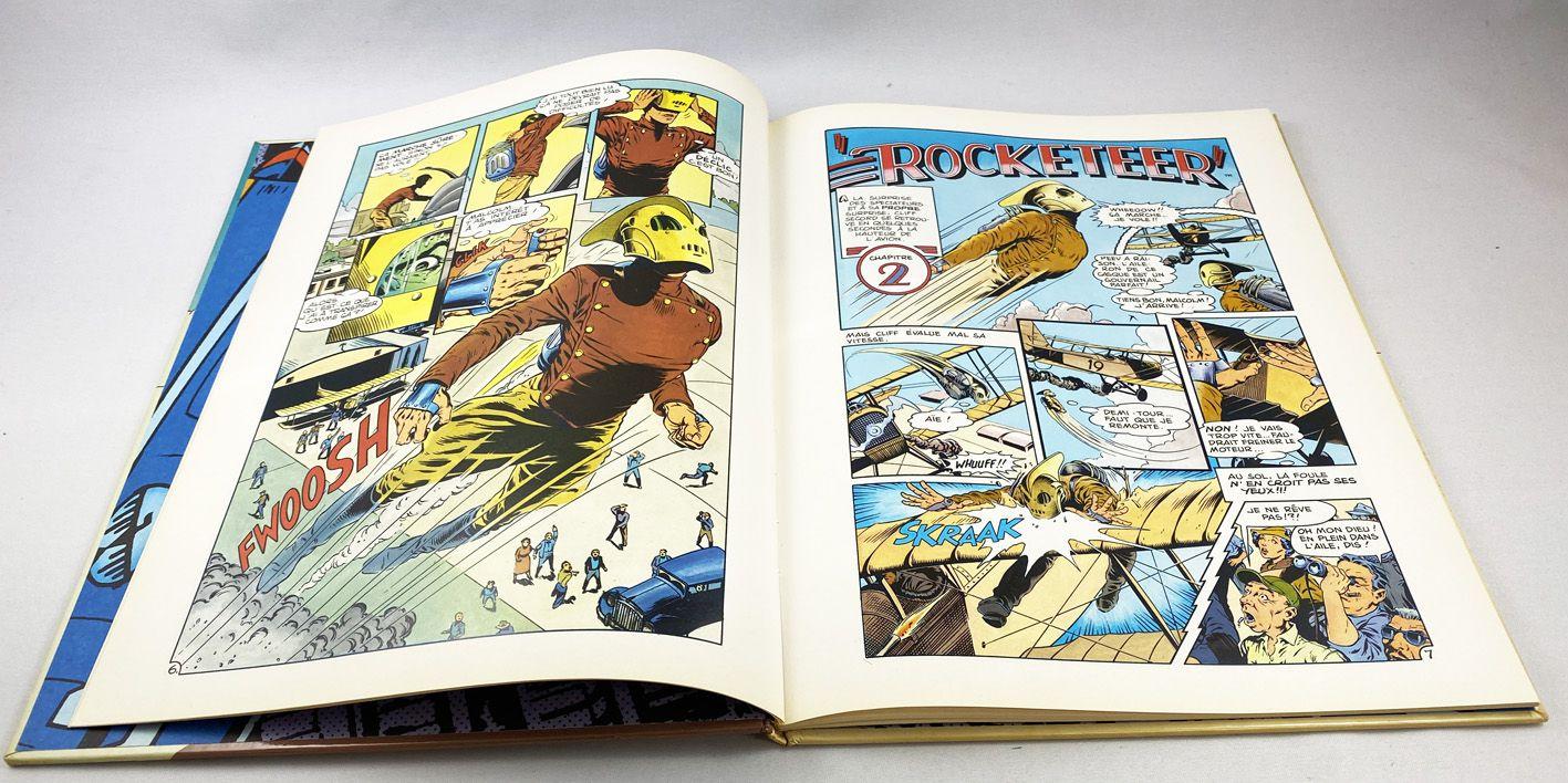 Rocketeer (Dave Stevens) - Albin Michel/Special USA (1985)