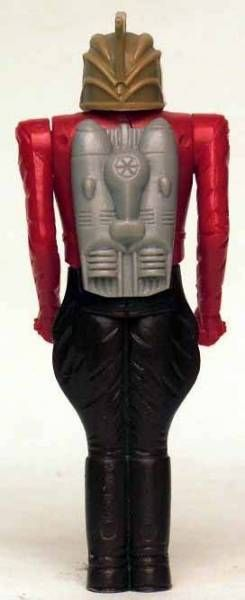 Rocketeer candy dispenser figure
