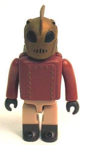 Rocketeer Medicom Kubrick figure