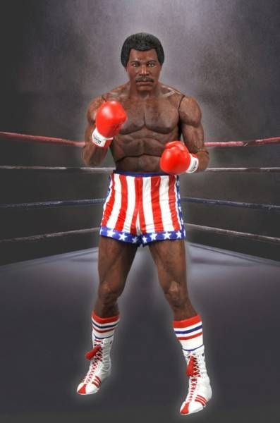 Rocky - Neca Series 1 - Apollo Creed