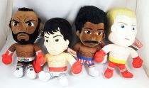 Rocky - Whitehouse Leisure - Peluches 30cm - Rocky Balboa, Apollo Creed, Ivan Drago, Clubber Lang