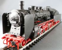 Roco 04115A Ho Dr  Steam Loco 231 17 1137 Black Livery with Light