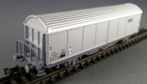 Roco 2327S N Scale Sbb Cff Fridge Wagon 2 axles Hbis 211 5 124-9