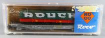 Roco 25159 N Scale Sncf Pocket Wagon with Rouch Truck-Trailer Mint in box
