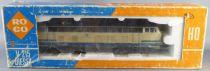 Roco 4151 Ho Db Diesel Locomotive BR V215 033-2 Blue & Cream Light with box